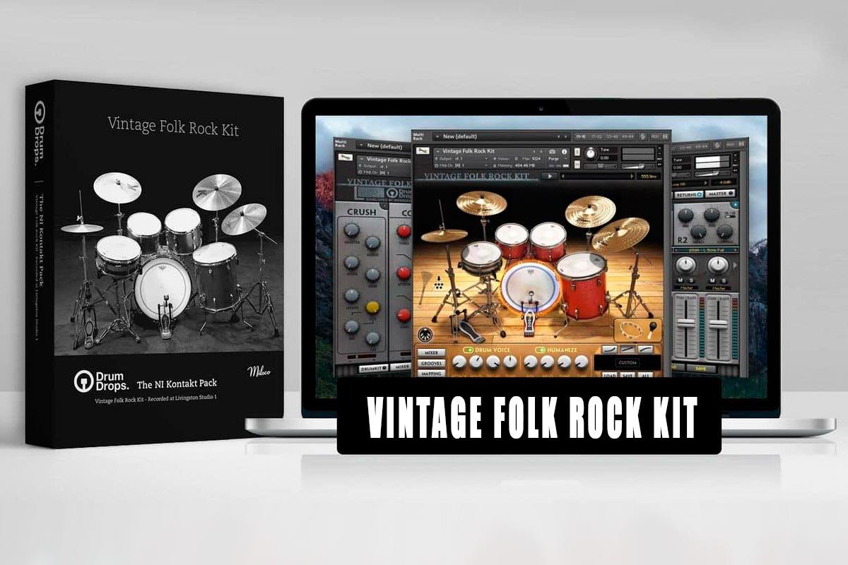 Vintage Folk Rock