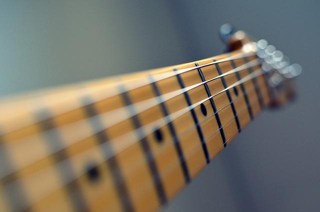 فرت های گیتار الکتریک