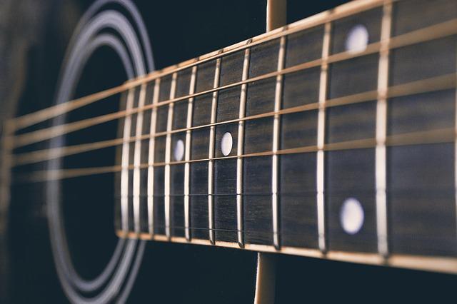فرت های گیتار کلاسیک
