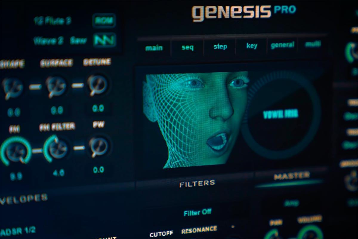 معرفی Genesis Pro