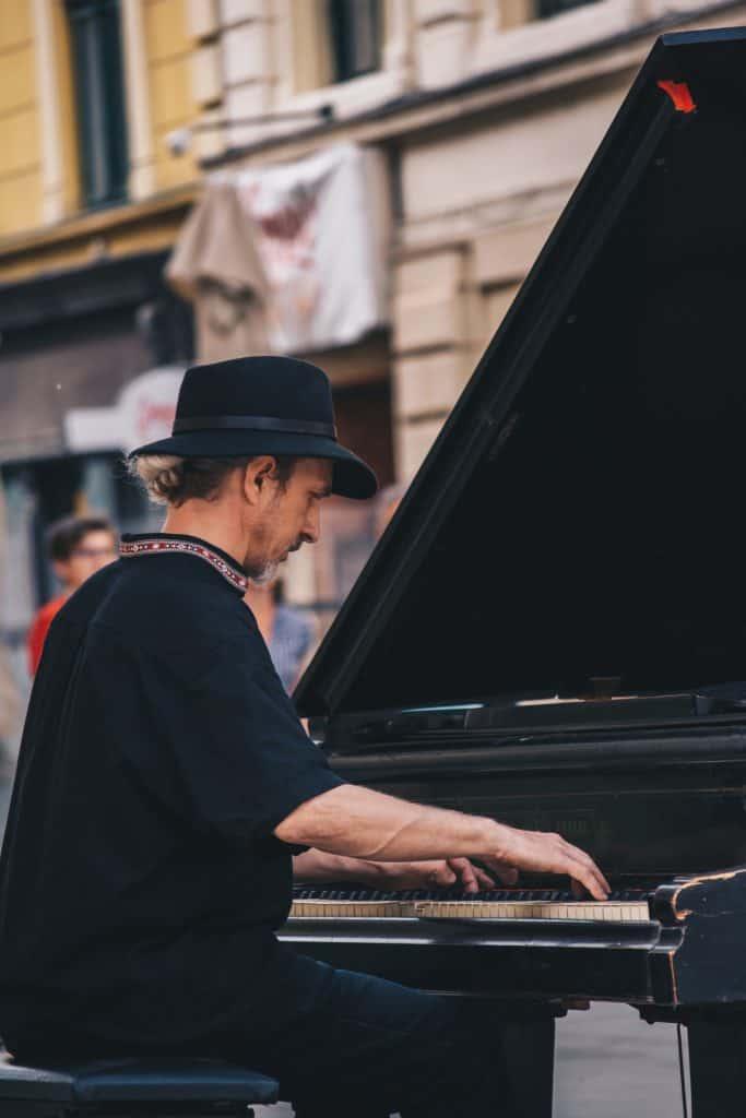 تکنیک پیانو